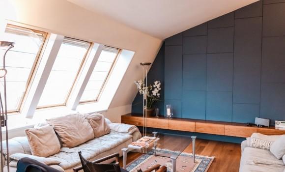 Як можна візуально збільшити простір вузької кімнати?